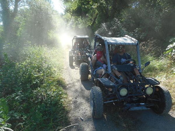 Sports mécaniques : Buggys
