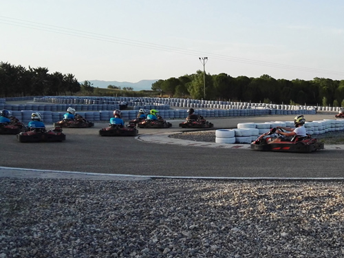 Sports mécaniques : Kartings