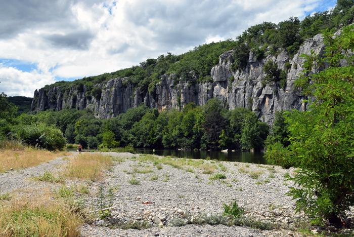 Activités terrestres à partir de notre camping Ardèche