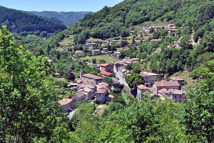A la découverte de l'Ardèche, un air du sud